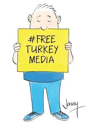 Free Turkey media