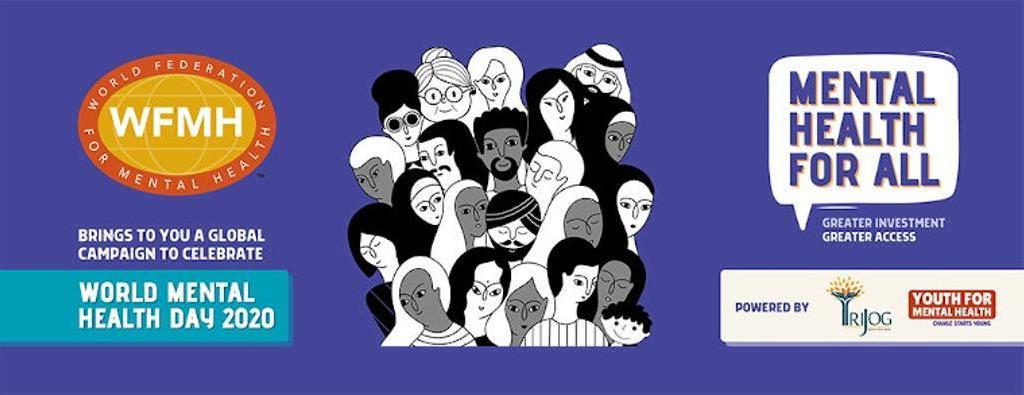 WFMH World Mental Health Day 2020