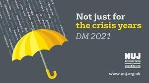 DM 2021 logo