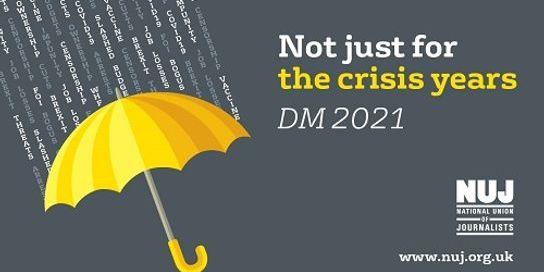 NUJ Delegate Meeting 2021