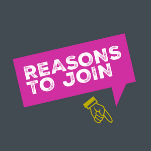 Reasons to join the NUJ