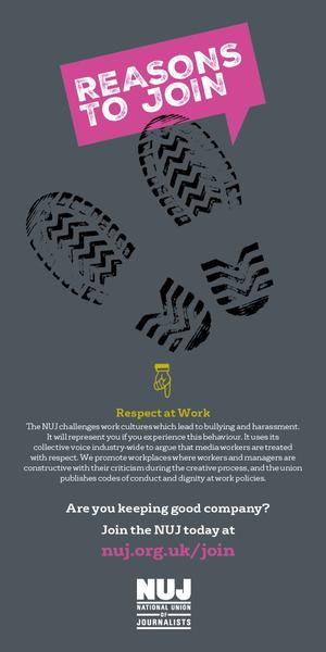 Respect at work poster image