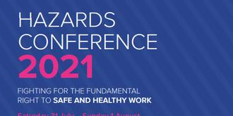 Hazards Conference 2021