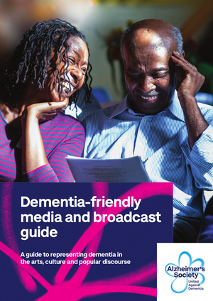 Dementia-friendly media and broadcast guide