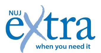 NUJ Extra logo