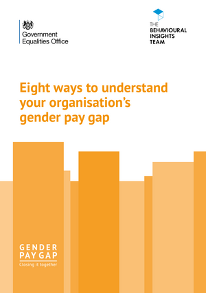 Eight ways to understand your gender pay gap