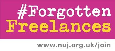 #Forgottenfreelances