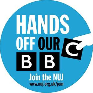 Hands off our BBC logo