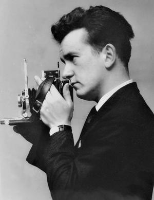 Tony Colling as a young photographer