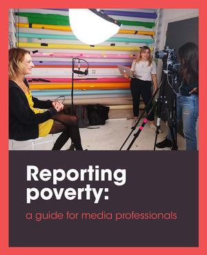 Reporting poverty cover