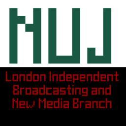London independent broadcasting and new media branch logo