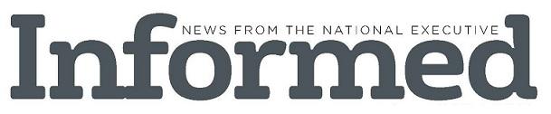 NUJ Informed logo